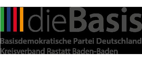 dieBasis Kreisverband Rastatt Baden-Baden Logo